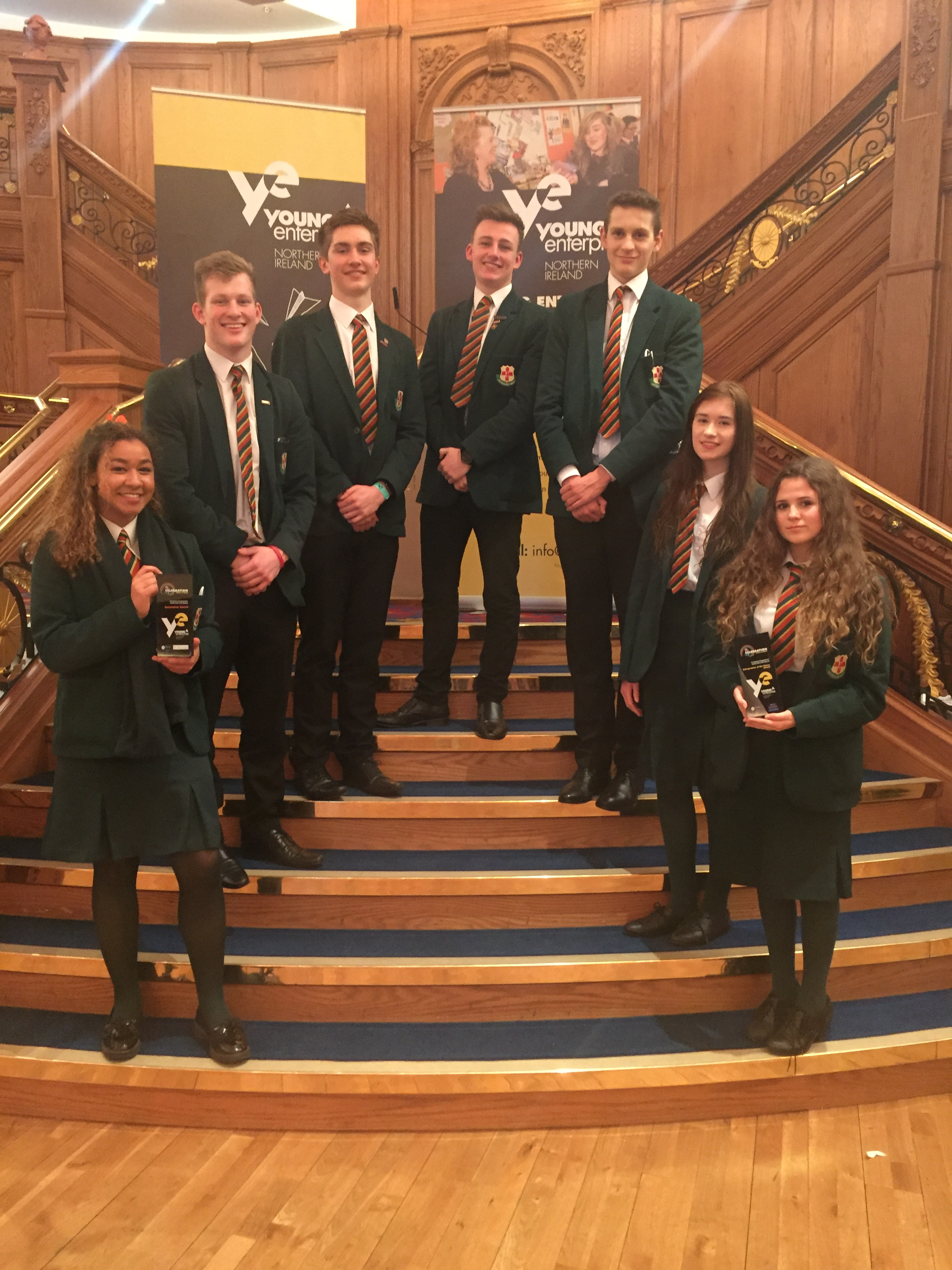 Young Enterprise Titanic 10.2016