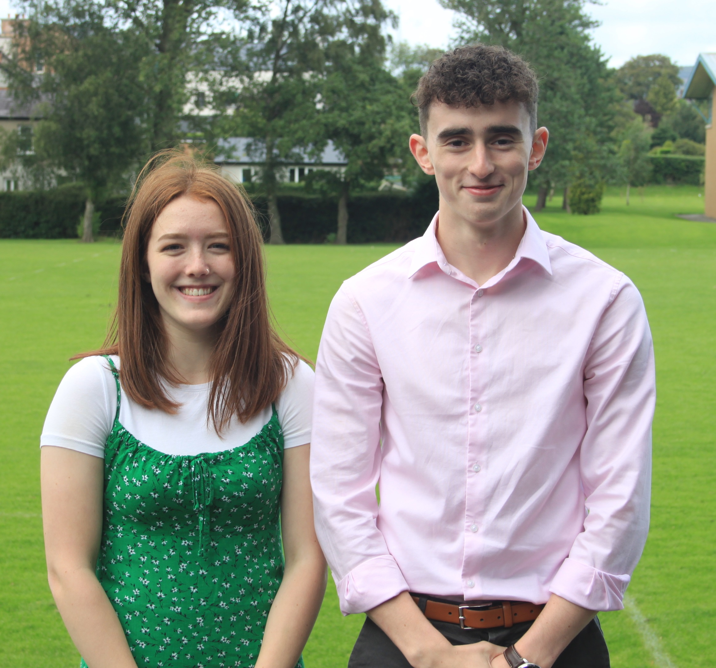 Head Boy and Head Girl 2
