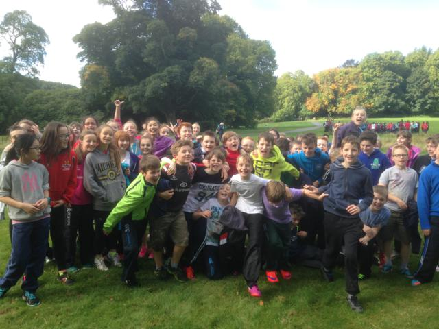 Year 8 Trip to Castlewellan